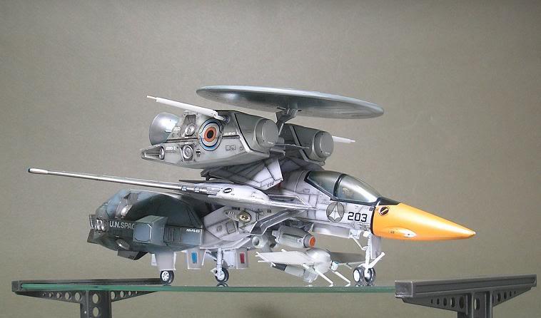 VE- 1 Elintseeker, Macross 1/72 Hasegawa 40