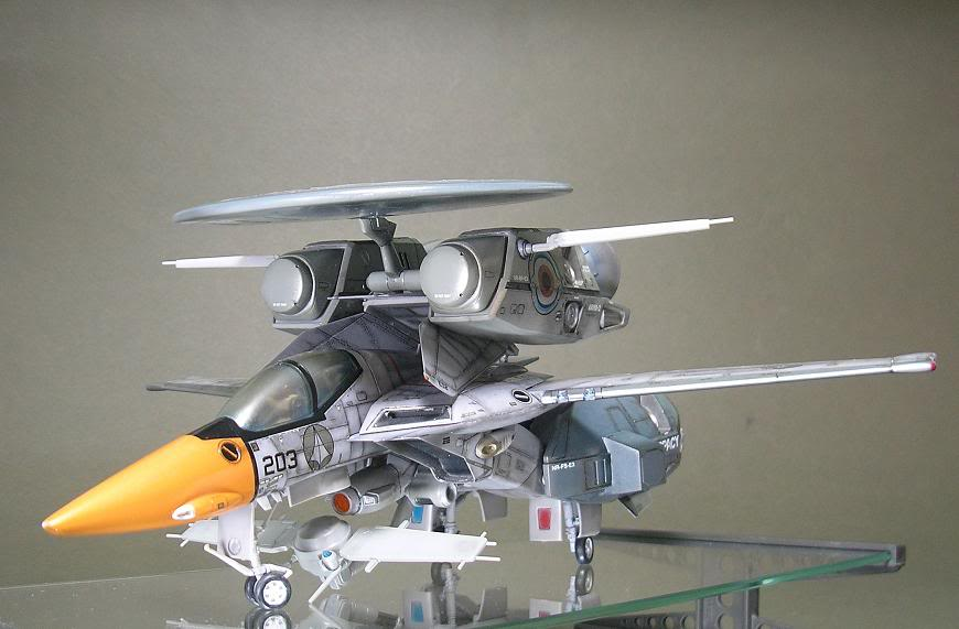VE- 1 Elintseeker, Macross 1/72 Hasegawa 42-2