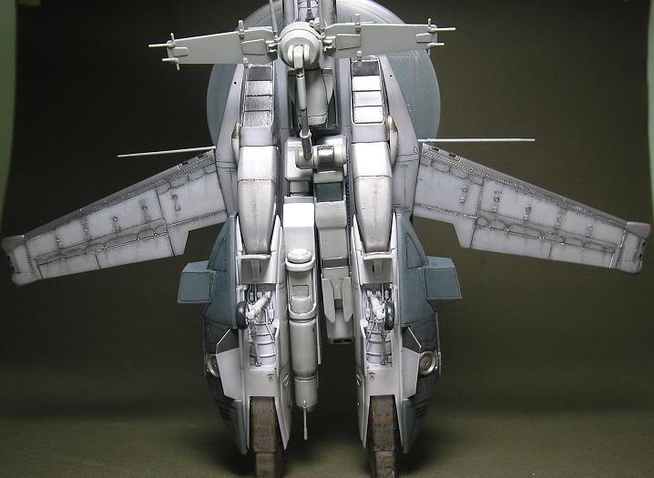 VE- 1 Elintseeker, Macross 1/72 Hasegawa 43-1