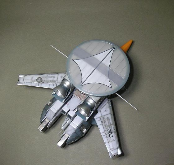 VE- 1 Elintseeker, Macross 1/72 Hasegawa 44-1