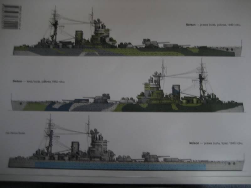 HMS Nelson, 1/700, Tamiya dans l'Ocean Atlantique CDocumentsandSettingsLudwigMijnd-25