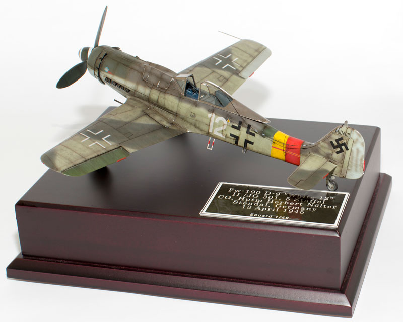 Fw-190 D-9 Eduard au 1/48 : FW190_8