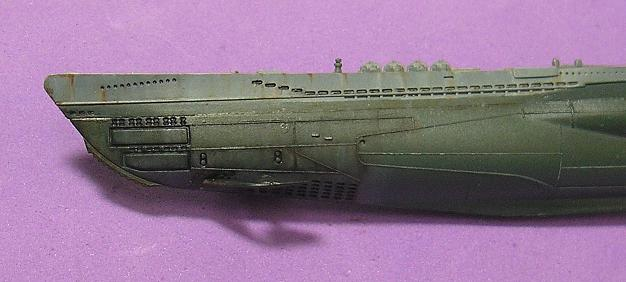 U-1023, AFV Club, 1/350 P1010973
