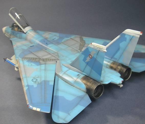 F-14A, NSAWC (Top Gun), Nr:10, Flanker. Academy 1/48. P6111722_zps9bede355