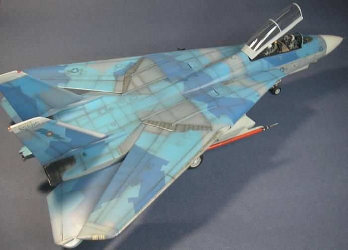 F-14A, NSAWC (Top Gun), Nr:10, Flanker. Academy 1/48. P6111726_zps1d5dad82