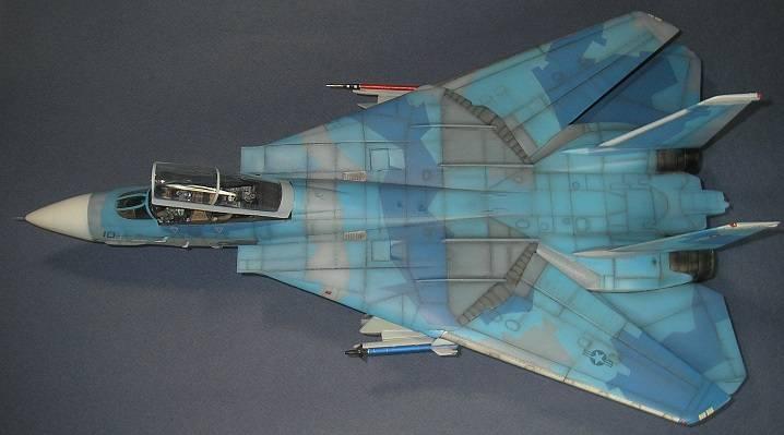 F-14A, NSAWC (Top Gun), Nr:10, Flanker. Academy 1/48. P6111732_zps5e24c8d6