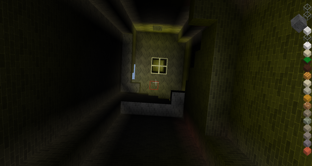 User Creation: Small Palace Bw5