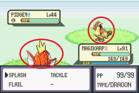 Babbo 's pokemon fusion Aegtegh