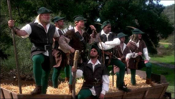 The Men in Tights Men-in-tights
