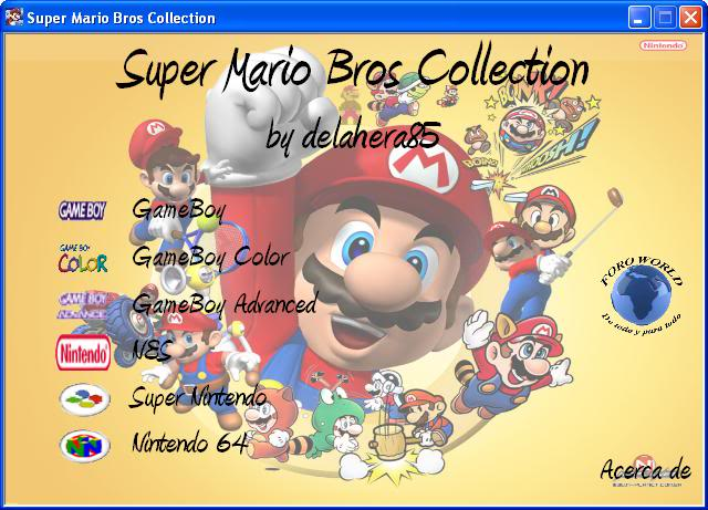 כל המשחקים של Mario למחשב PC ! 31eccab9