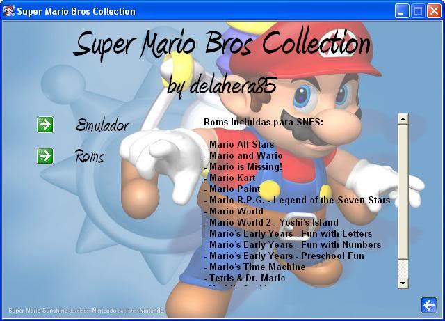 כל המשחקים של Mario למחשב PC ! B53c8799