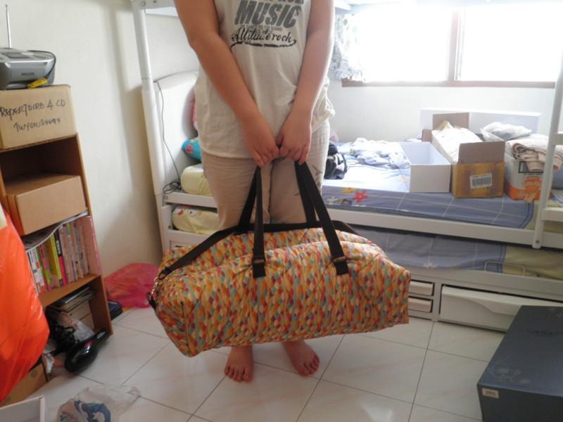 Pinky's portfolio (Bag section!) P7261040