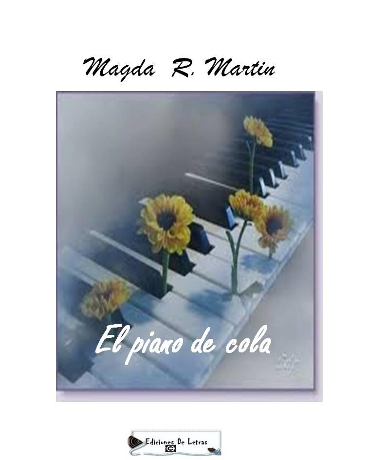 """""""El Piano de Cola"""" de Magda R. Martin (Xanino) PortadaMagda"""