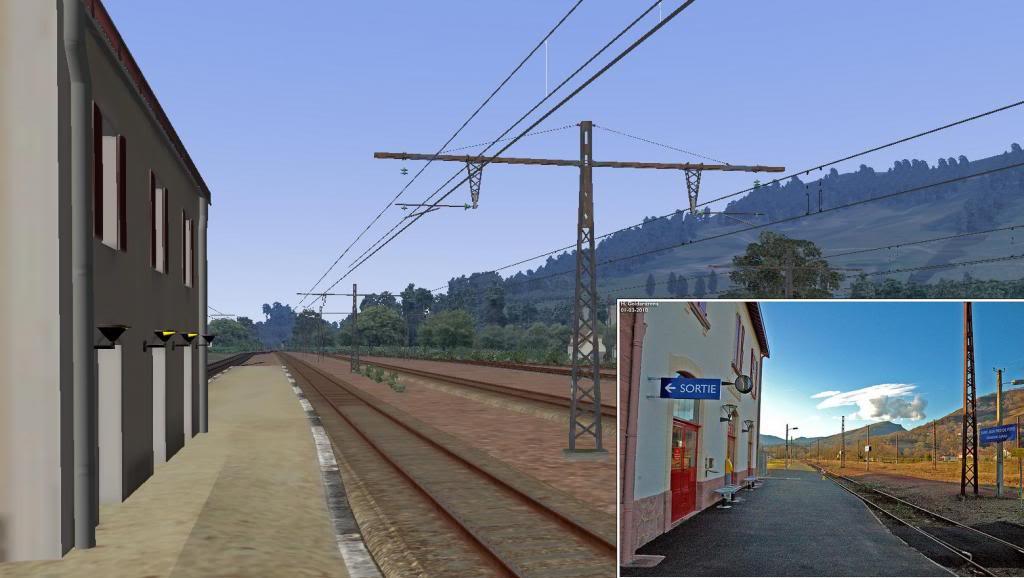route railworks entre garazi et bayonne Donibane-2