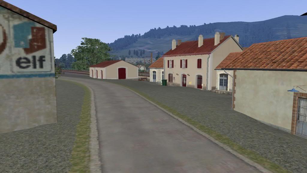 route railworks entre garazi et bayonne Garaziir