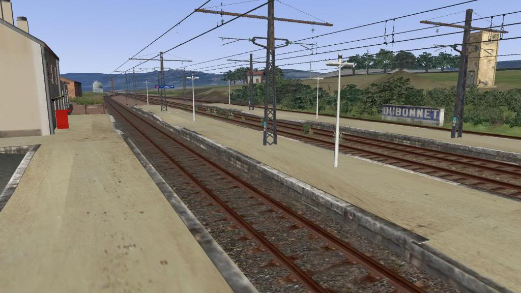 route railworks entre garazi et bayonne Kanbo
