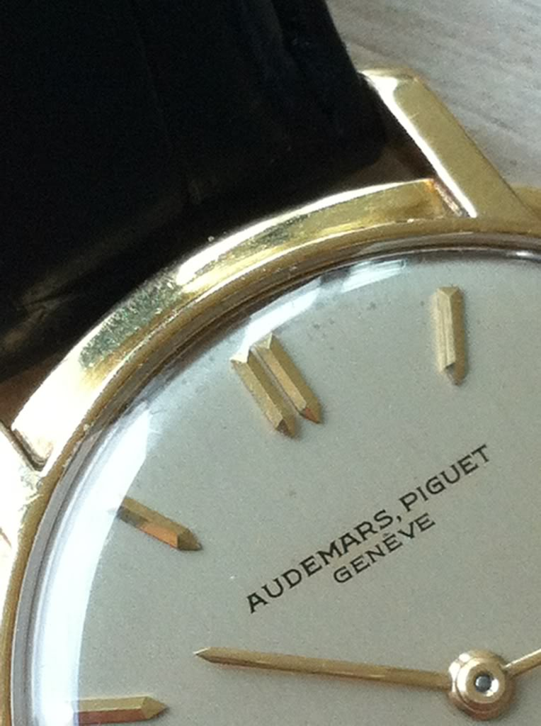[Revue] Audemars Piguet vintage 18K 010260d0