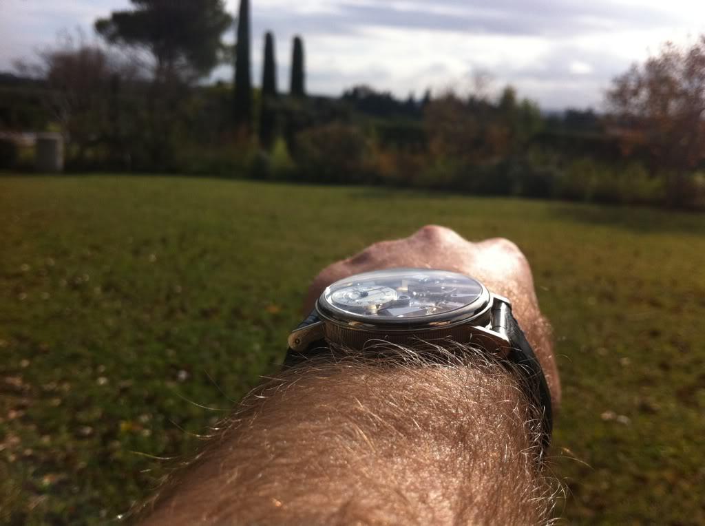 Vos plus belles photos de montres! 32987e25