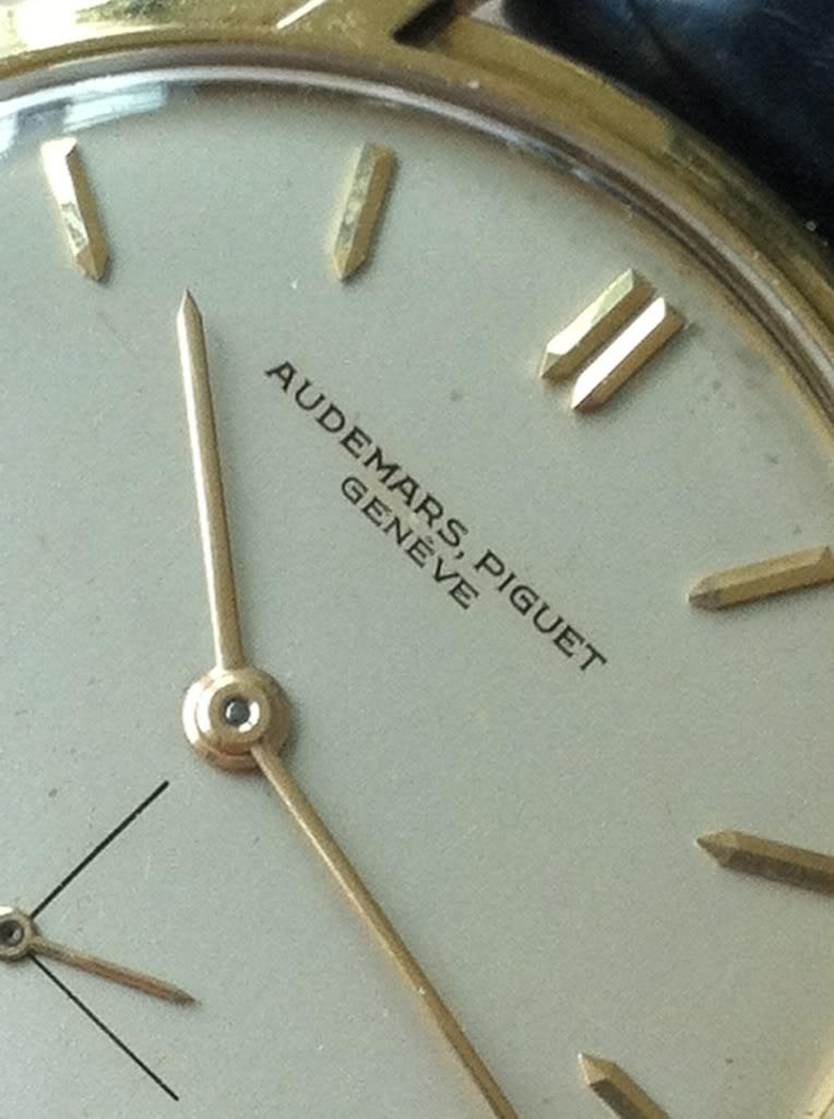 [Revue] Audemars Piguet vintage 18K 530ab69d