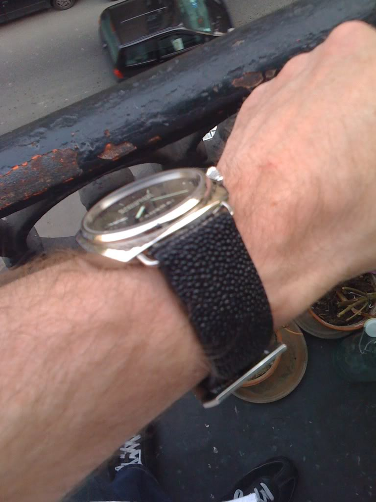 JLC Master Compressoir Geographic - Bracelet A59157fc