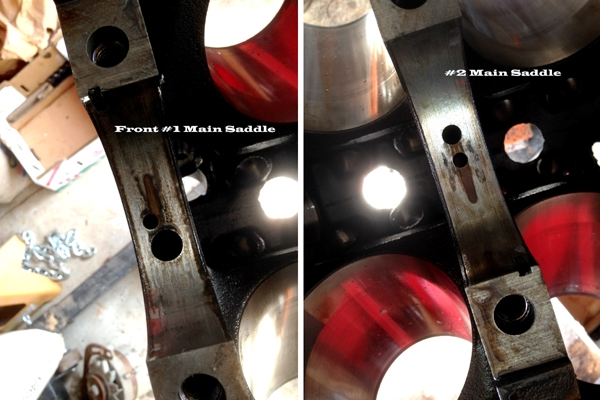 #1 Main bearing oil hole  Front%20Mains