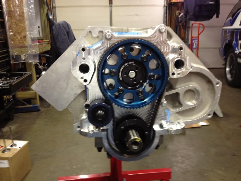 Mike Stevens Build 001