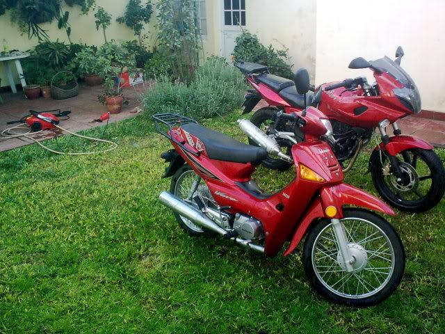 Lavar la Moto: Como hacerlo? 190820112450