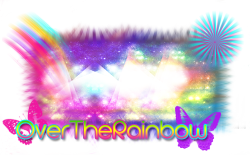OverTheRainbow♥By:♡ SpongeBob. Rainbow1