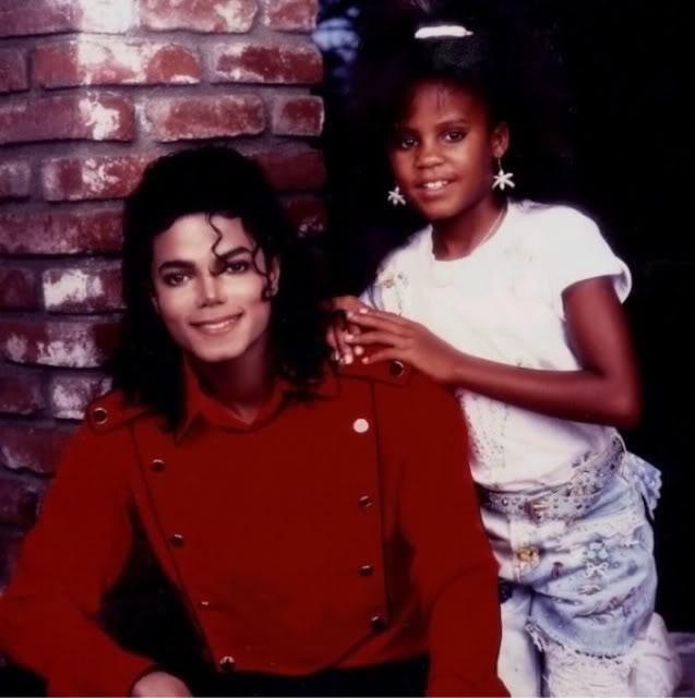 Raridades: Somente fotos RARAS de Michael Jackson. - Página 5 Untitledniece