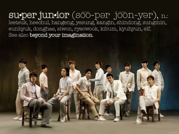 Super Junior (슈퍼주니어) SUPERJUNIOR16
