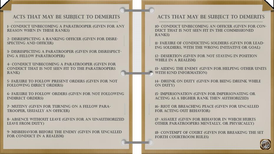 Field Manual - Demerits FieldManualCover-Demerits1