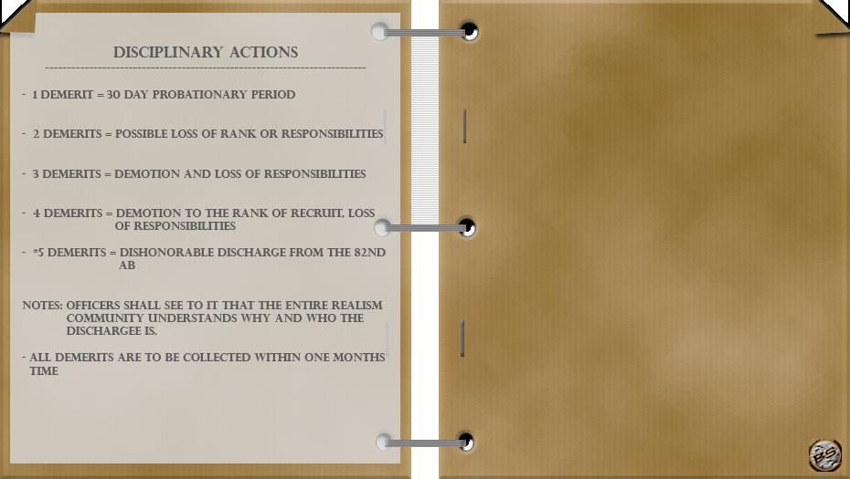 Field Manual - Demerits FieldManualCover-Demerits2