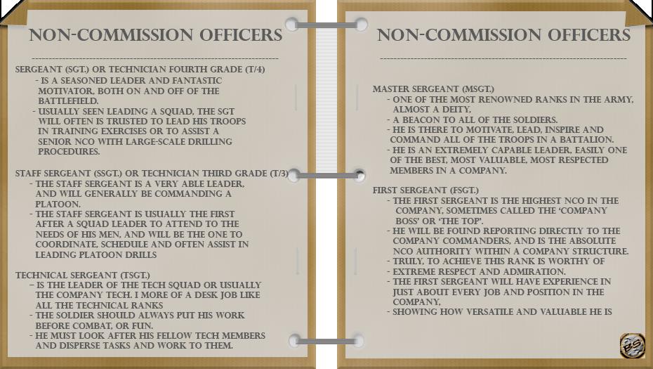 Field Manual - Ranks FieldManualCover-RanksNCO