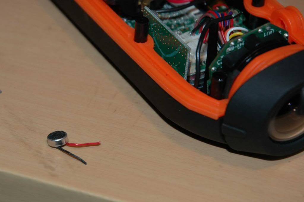 Helmet camera sound mod 5-3