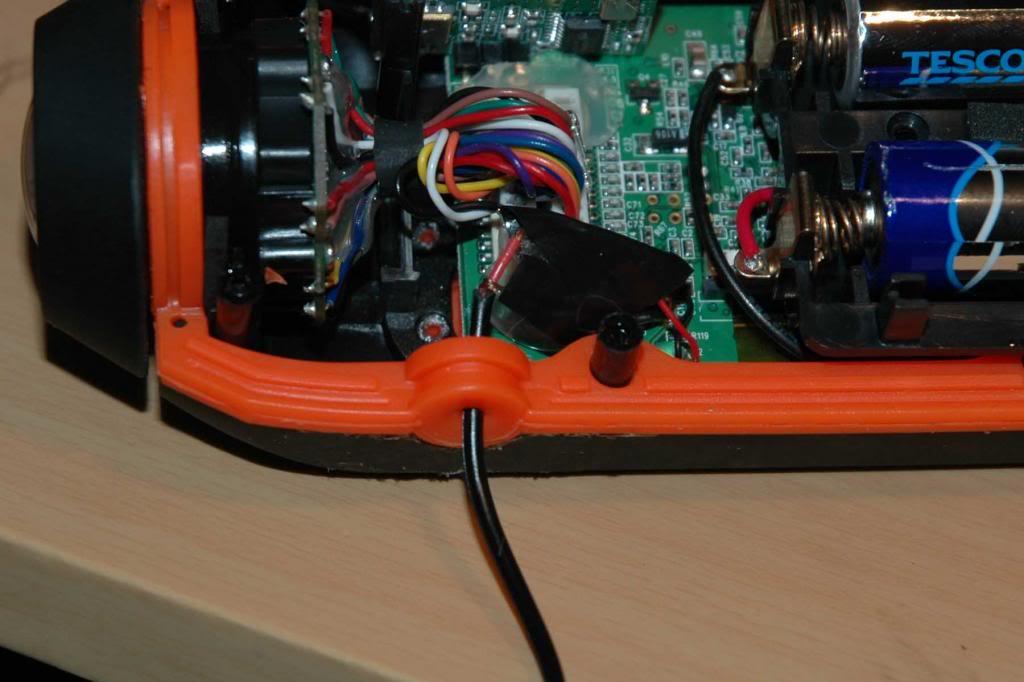 Helmet camera sound mod 6-1