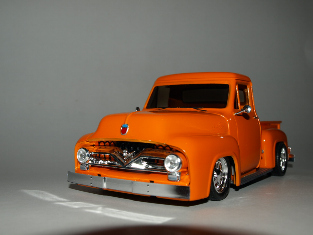 Ford F-100 1955 P4220444