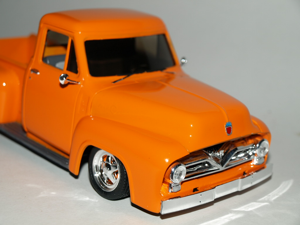 Ford F-100 1955 P4220453