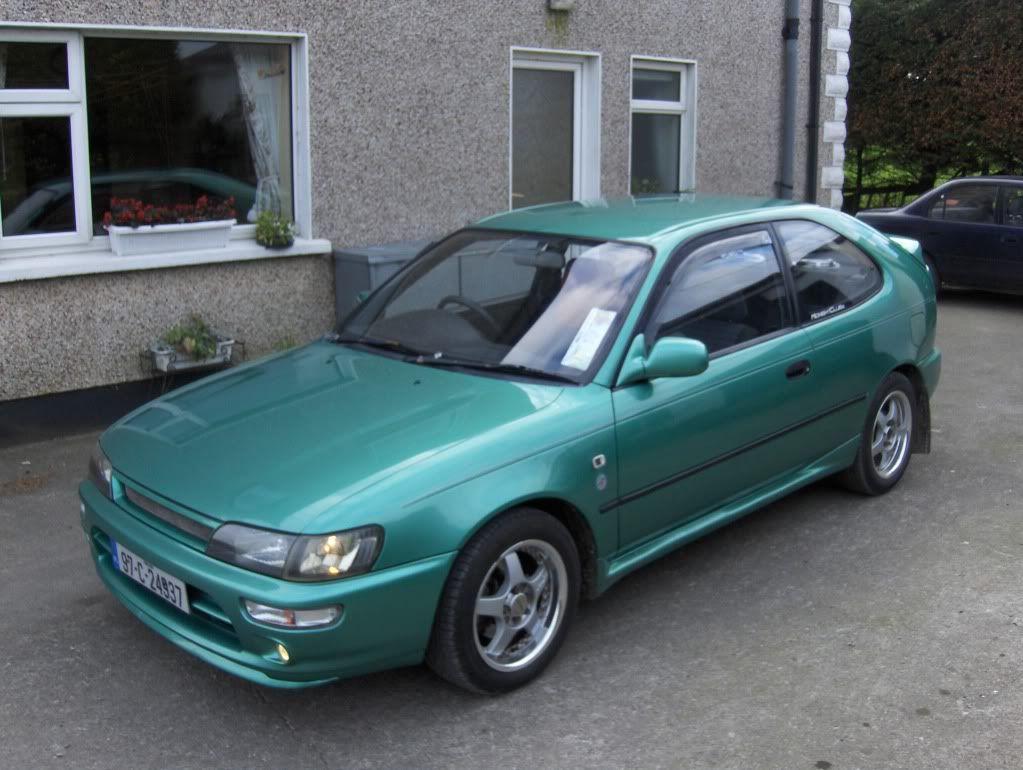 My Corolla  HPIM4736