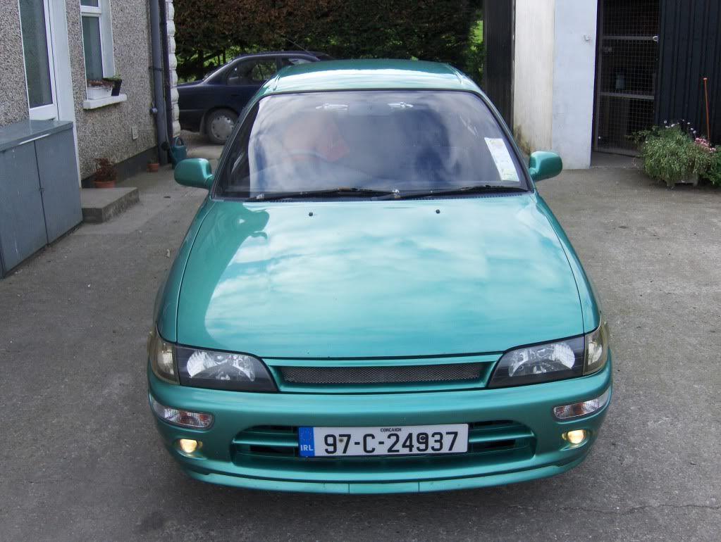 My Corolla  HPIM4737