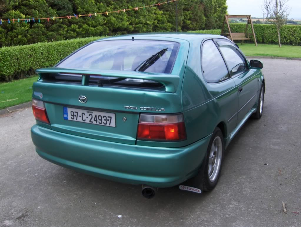 My Corolla  HPIM4738