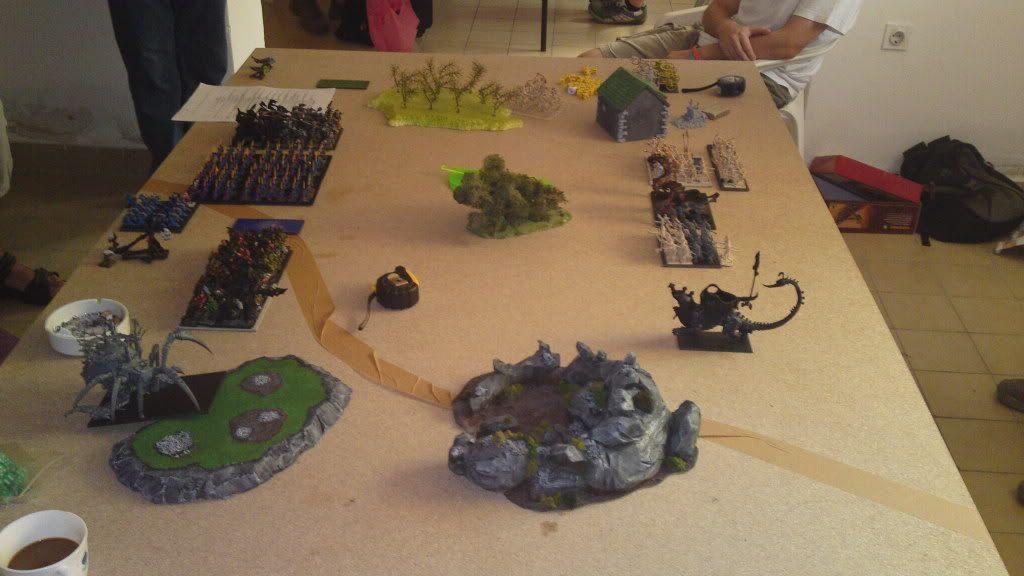 20.8.2011 - Lizardmen vs. Helves; Orcs & Goblins vs. Tomb Kings 20082011584