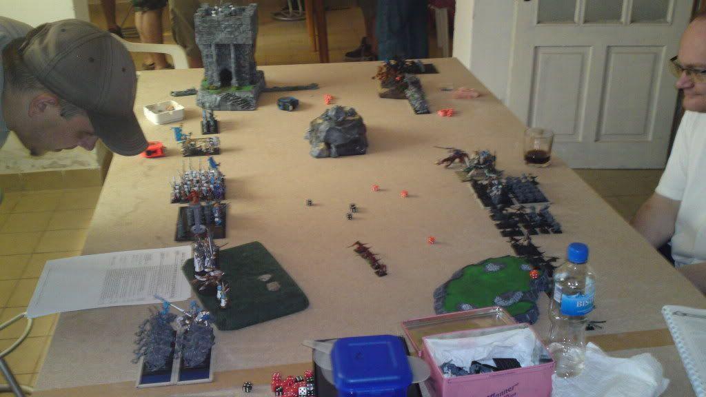 20.8.2011 - Lizardmen vs. Helves; Orcs & Goblins vs. Tomb Kings 20082011596