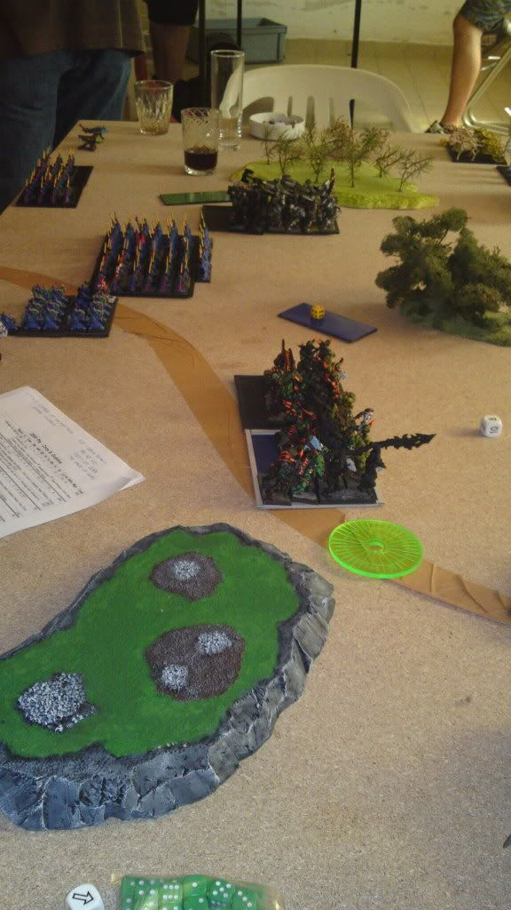 20.8.2011 - Lizardmen vs. Helves; Orcs & Goblins vs. Tomb Kings 20082011601