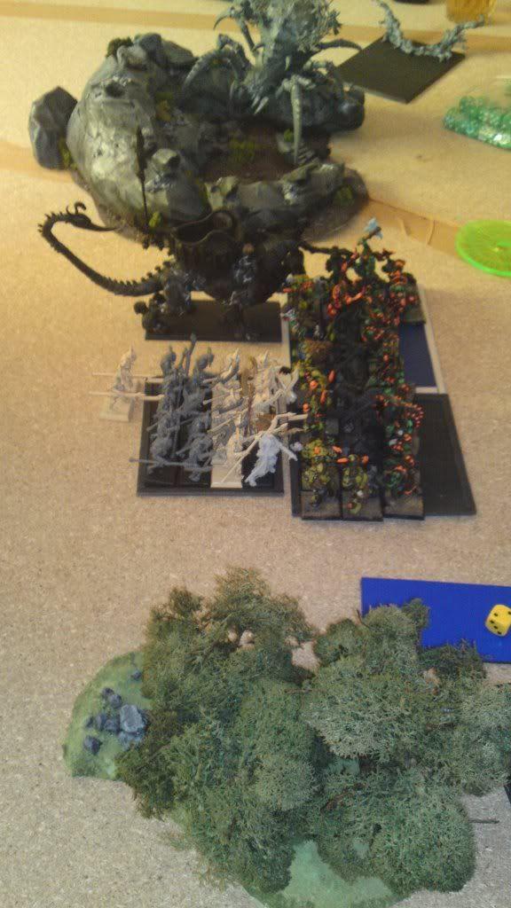 20.8.2011 - Lizardmen vs. Helves; Orcs & Goblins vs. Tomb Kings 20082011609-1