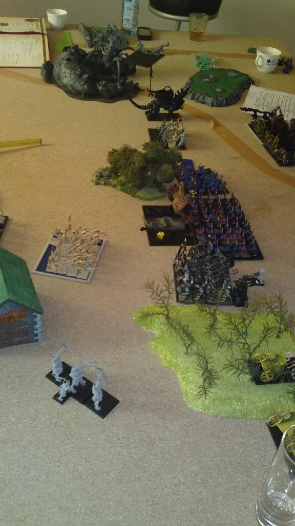 20.8.2011 - Lizardmen vs. Helves; Orcs & Goblins vs. Tomb Kings 20082011613-1