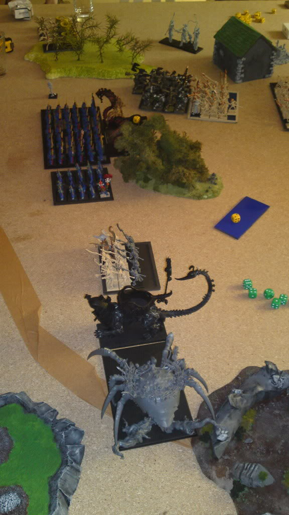 20.8.2011 - Lizardmen vs. Helves; Orcs & Goblins vs. Tomb Kings 20082011614