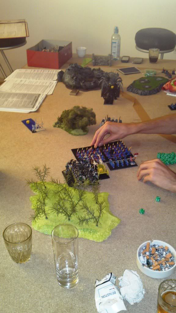 20.8.2011 - Lizardmen vs. Helves; Orcs & Goblins vs. Tomb Kings 20082011627-1