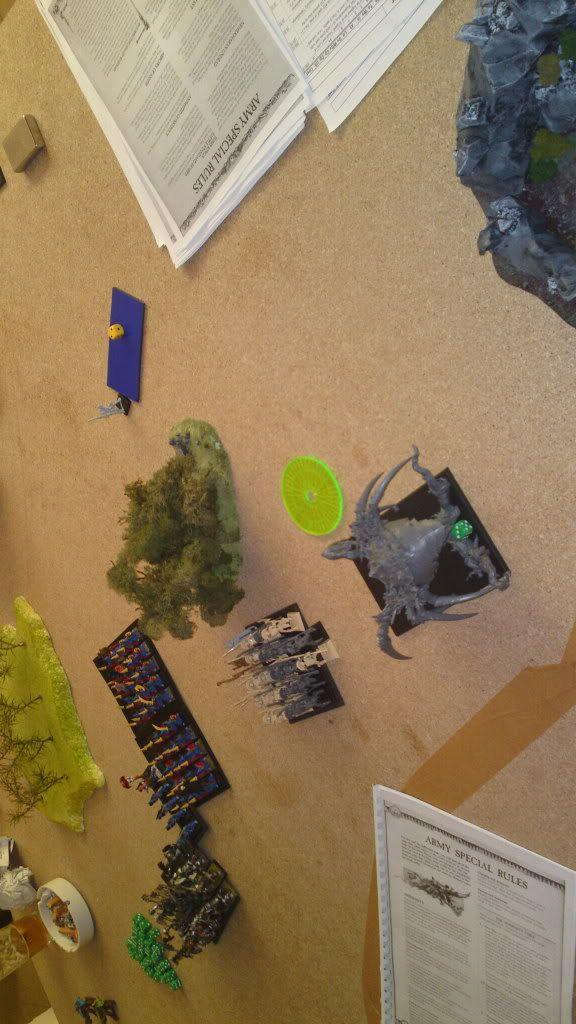 20.8.2011 - Lizardmen vs. Helves; Orcs & Goblins vs. Tomb Kings 20082011628