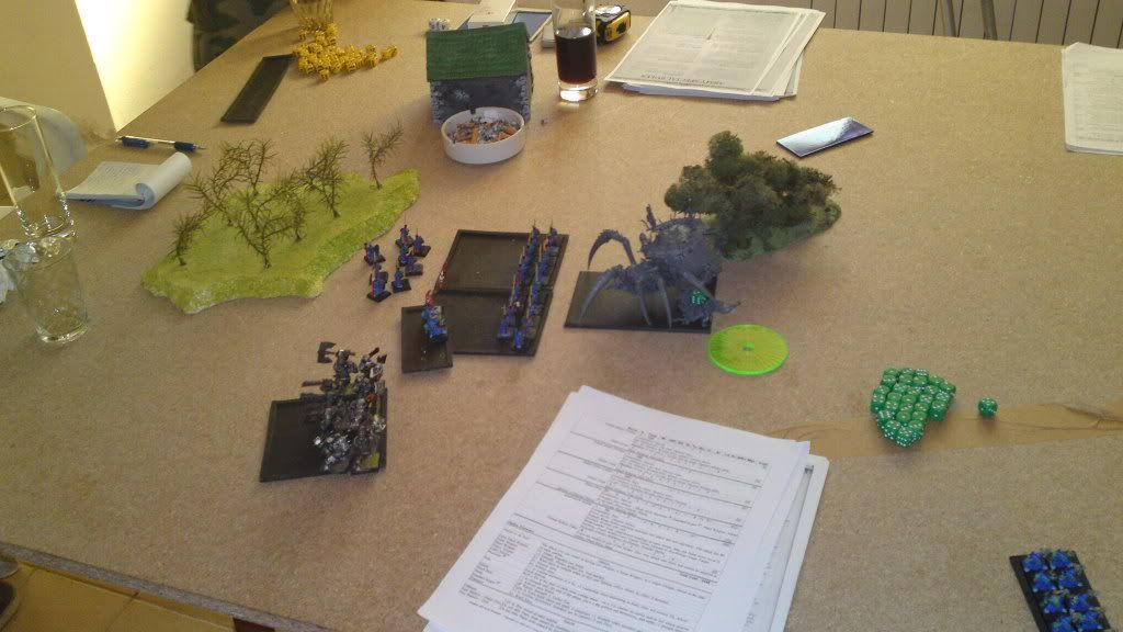 20.8.2011 - Lizardmen vs. Helves; Orcs & Goblins vs. Tomb Kings 20082011634