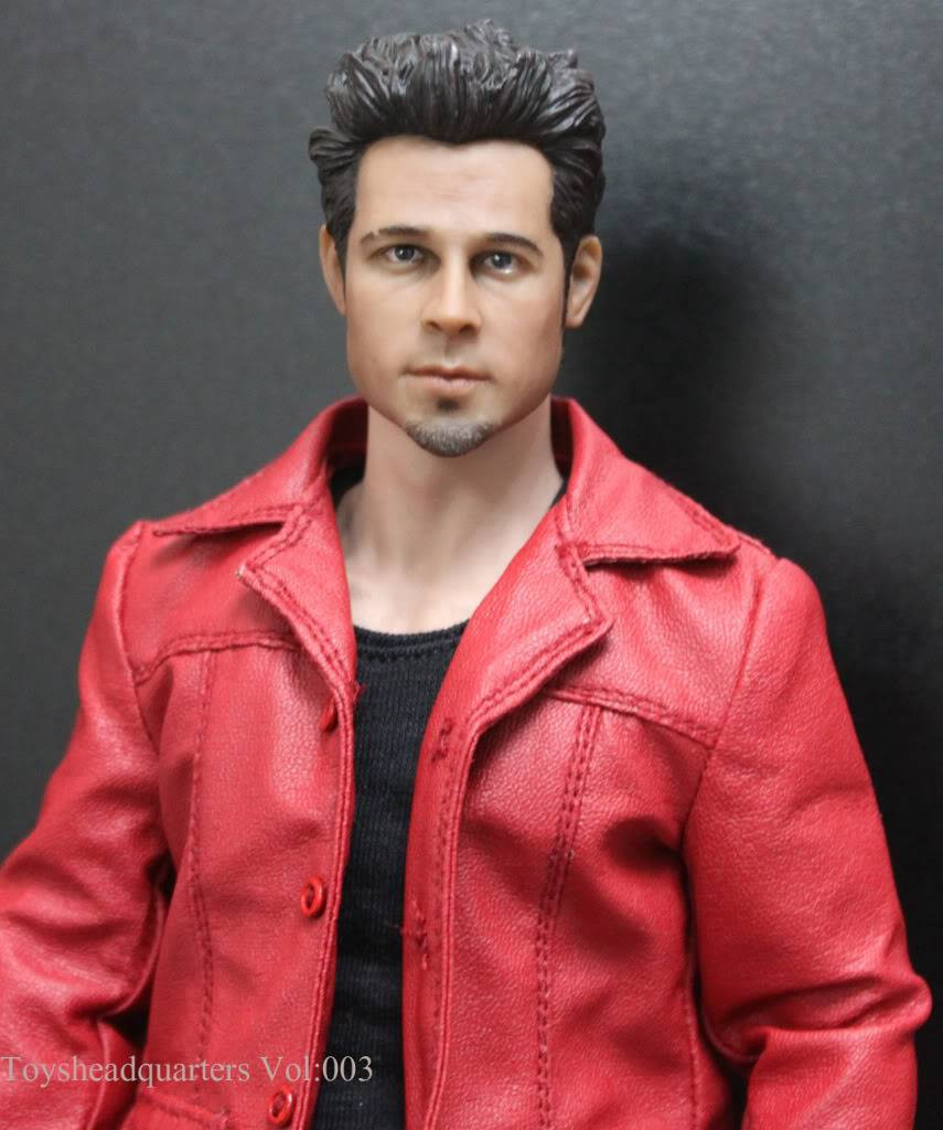 [Toysheadquarters] Fighter with Causal Wear - Vol:003 - 1/6 scale 11